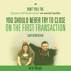Gary Vaynerchuk Is The Ultimate Networker and Relationship Builder